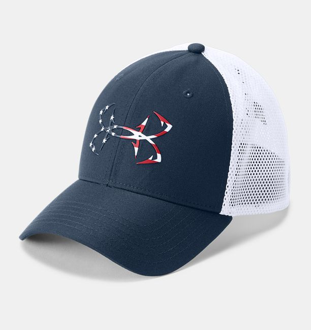 0df17ffe8d8 Men s UA Fish Hook Cap