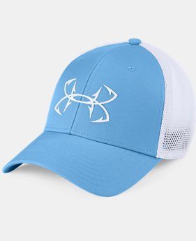 Men's UA Fish Hook Cap  1  Color Available $32