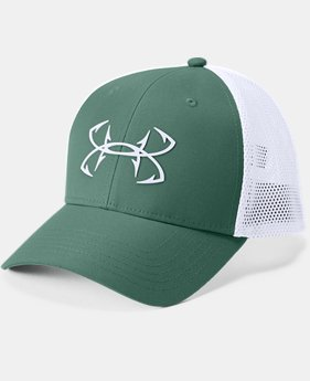 Men's UA Fish Hook Cap  1  Color Available $15