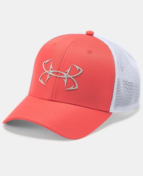Men's UA Fish Hook Cap  3  Colors Available $25