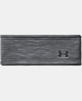 Men's UA Storm Fleece Headband  1  Color Available $25