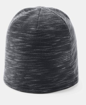 Best Seller Men's UA Storm Fleece Beanie  1  Color Available $30