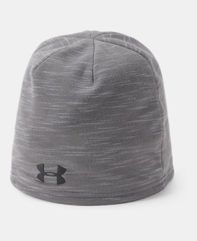Men s UA Storm Fleece Beanie 9 Colors Available  22.5 to  22.99 a2bb41b3f63f