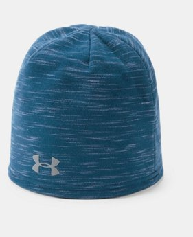 New Arrival  Men's UA Storm Fleece Beanie  1  Color Available $35