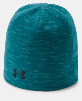 Best Seller Men's UA Storm Fleece Beanie  9  Colors Available $30