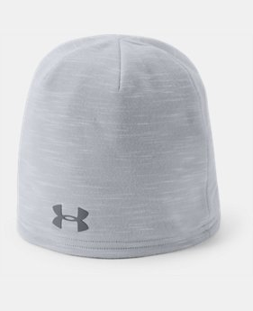 Best Seller  Men's UA Storm Fleece Beanie  2  Colors Available $35