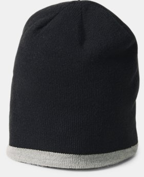 New Arrival Boys' Pre-School UA Double Layer Reversible Beanie  2 Colors $21.99