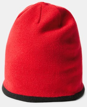 New Arrival Boys' Toddler UA Double Layer Reversible Beanie  1 Color $19.99
