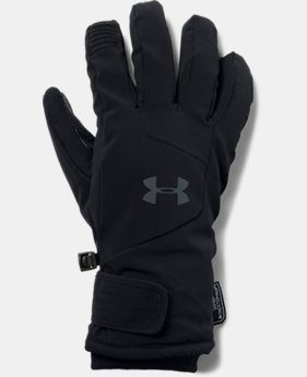 Men's UA Storm WINDSTOPPER® 2.0 Gloves  1  Color Available $65