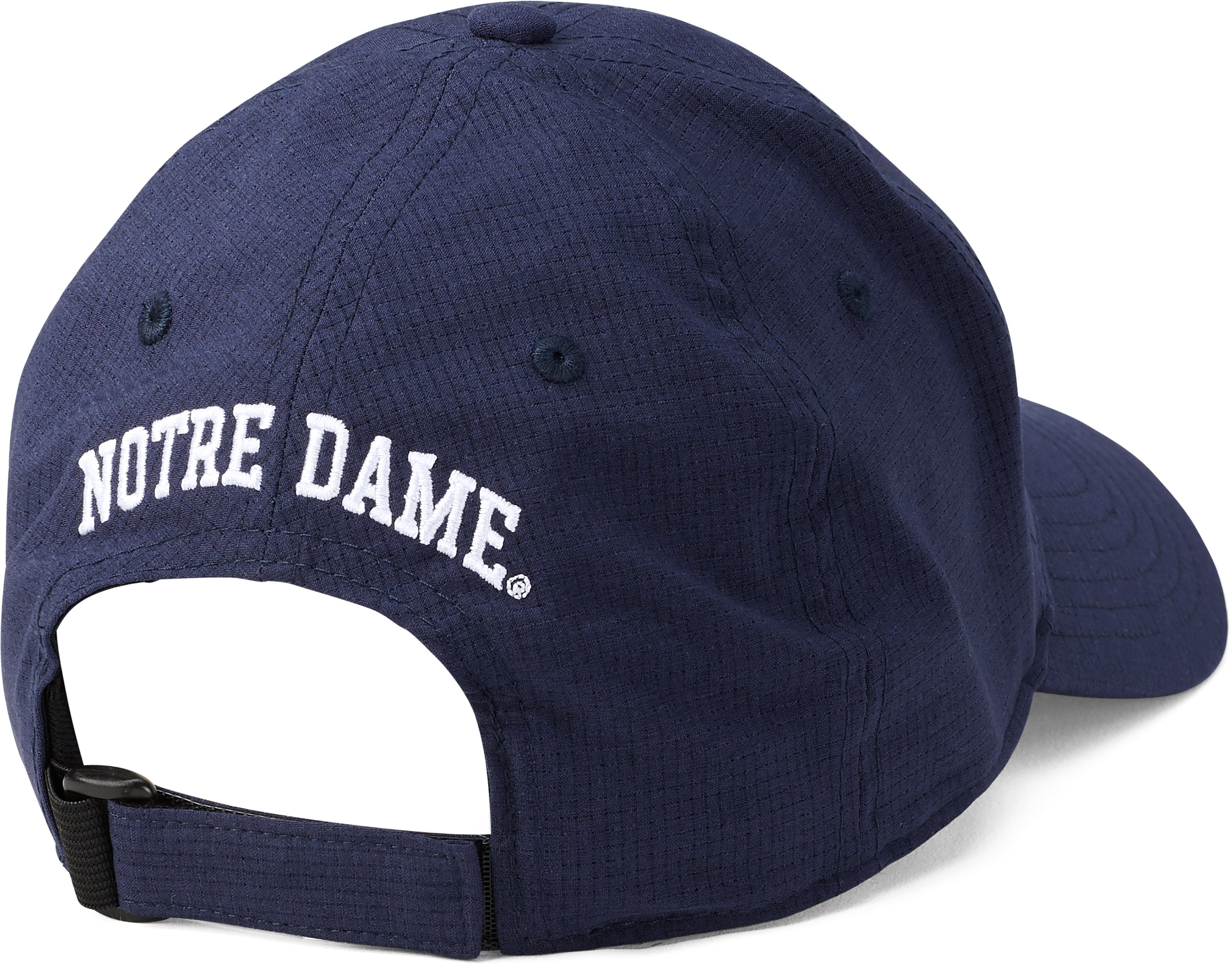 Men's Notre Dame ArmourVent™ Cap, Midnight Navy,
