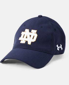 Men's Notre Dame ArmourVent™ Cap  1  Color Available $26.99