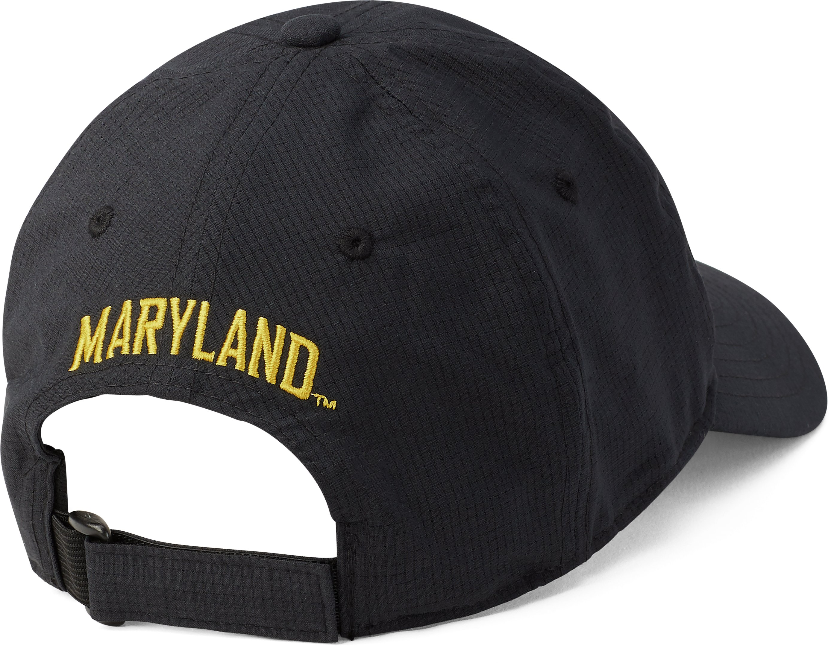 Men's Maryland ArmourVent™ Cap, Black ,