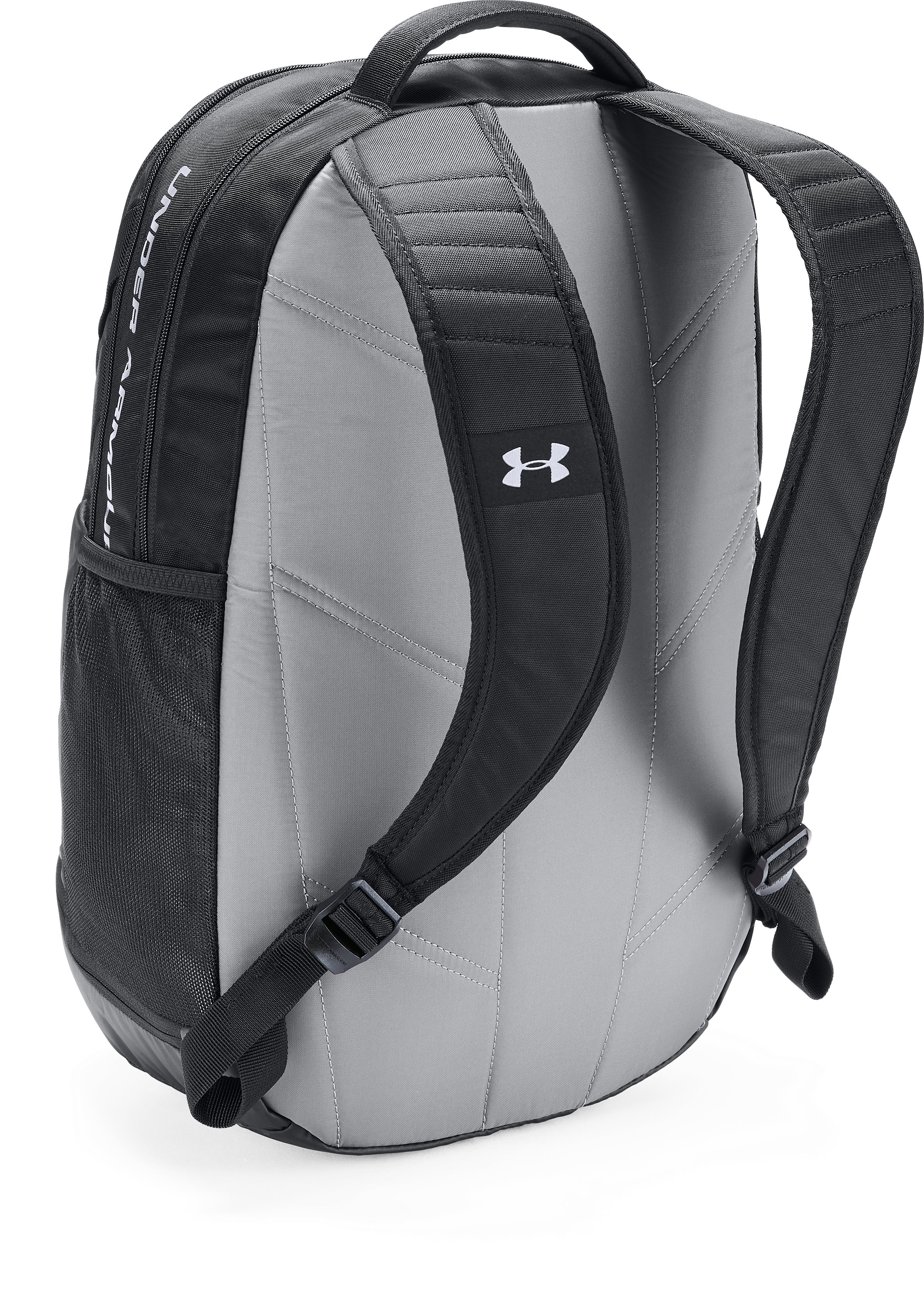 Maryland UA Hustle 3.0 Backpack, Black , undefined
