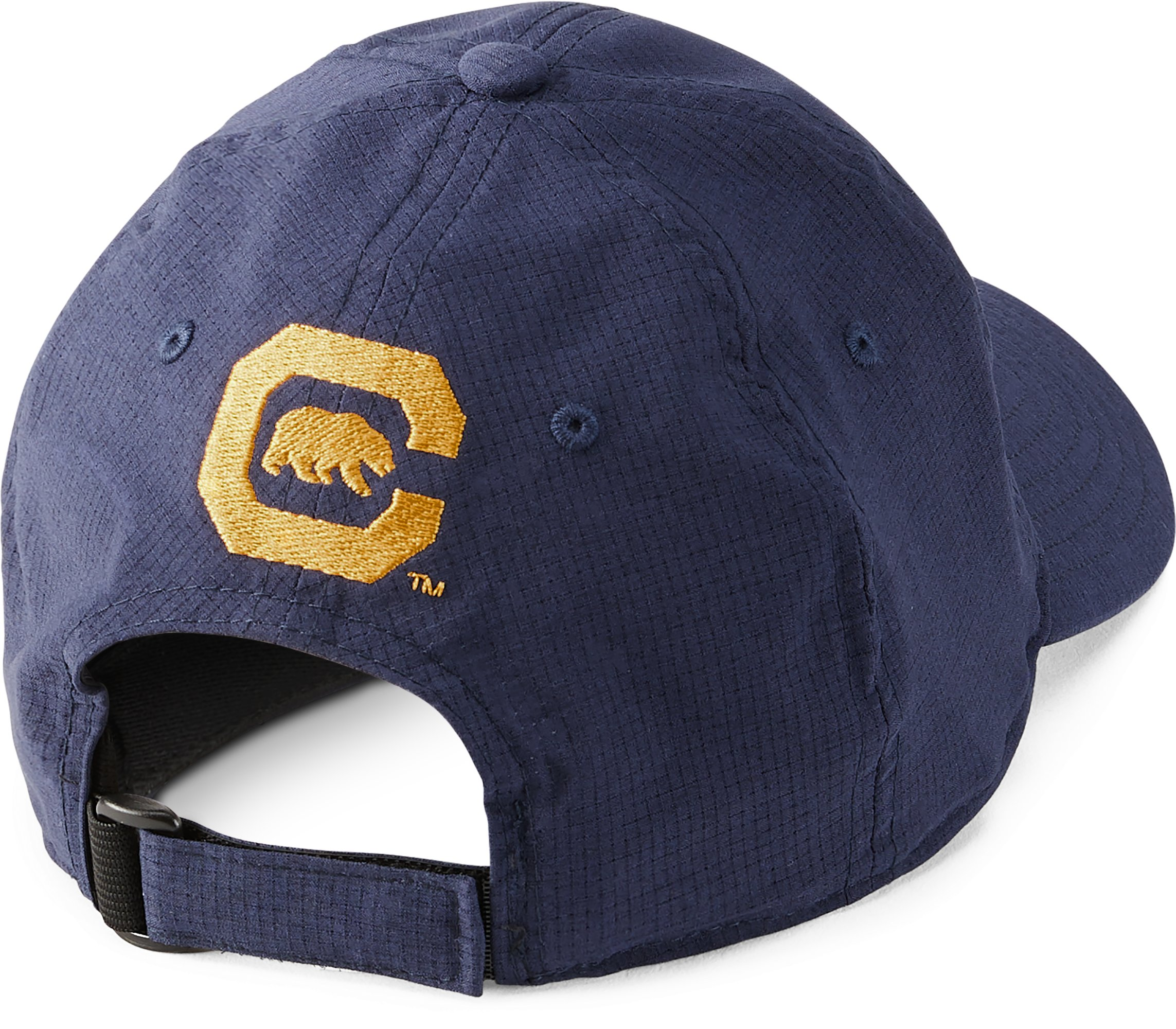 Men's Cal Bears ArmourVent™ Cap, Midnight Navy,