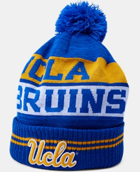 New Arrival Men's UCLA UA Pom Beanie  1 Color $34.99