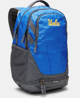 UCLA UA Hustle 3.0 Backpack   $69.99