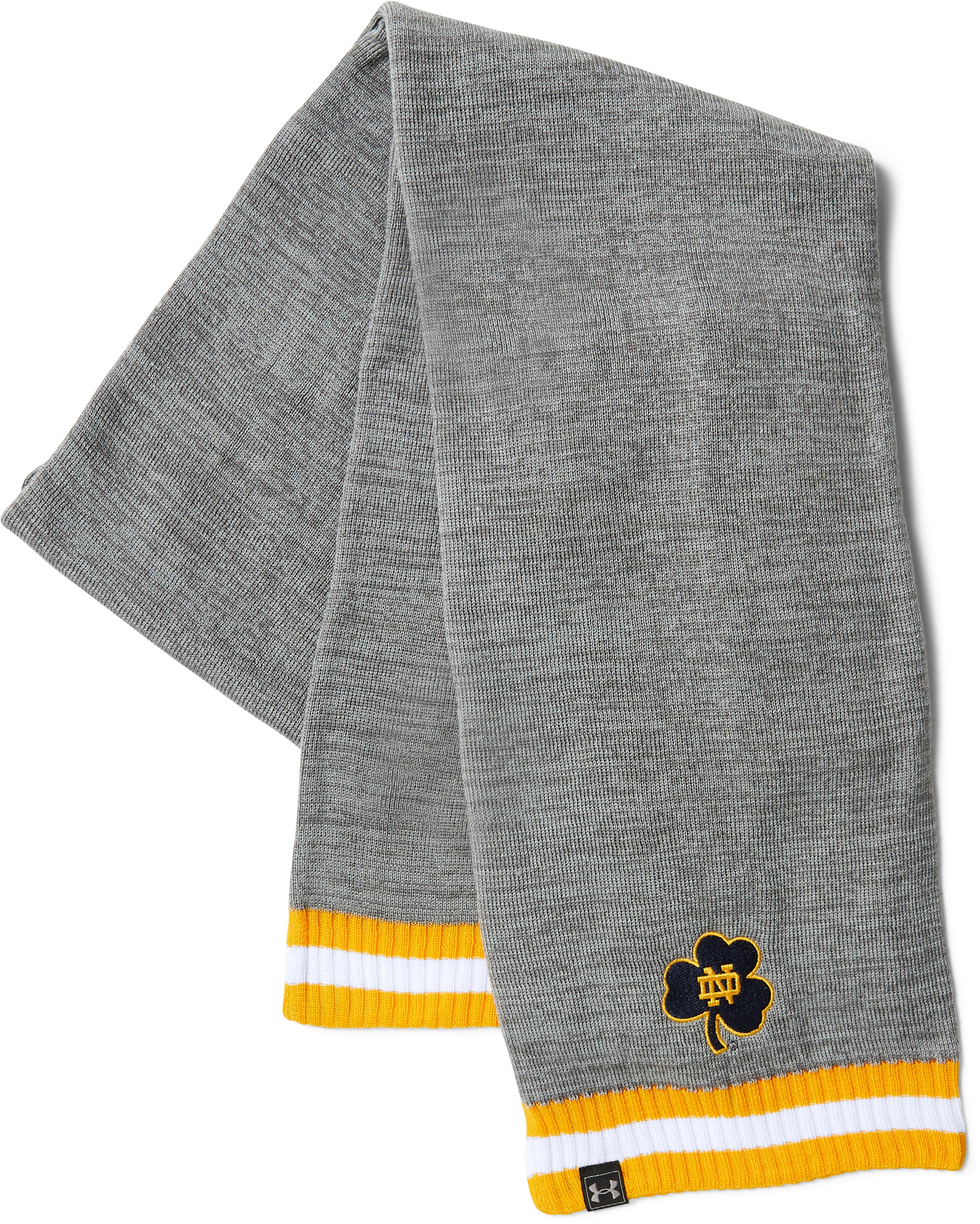 UA Notre Dame Iconic Stripe Scarf  1 Color $24.99