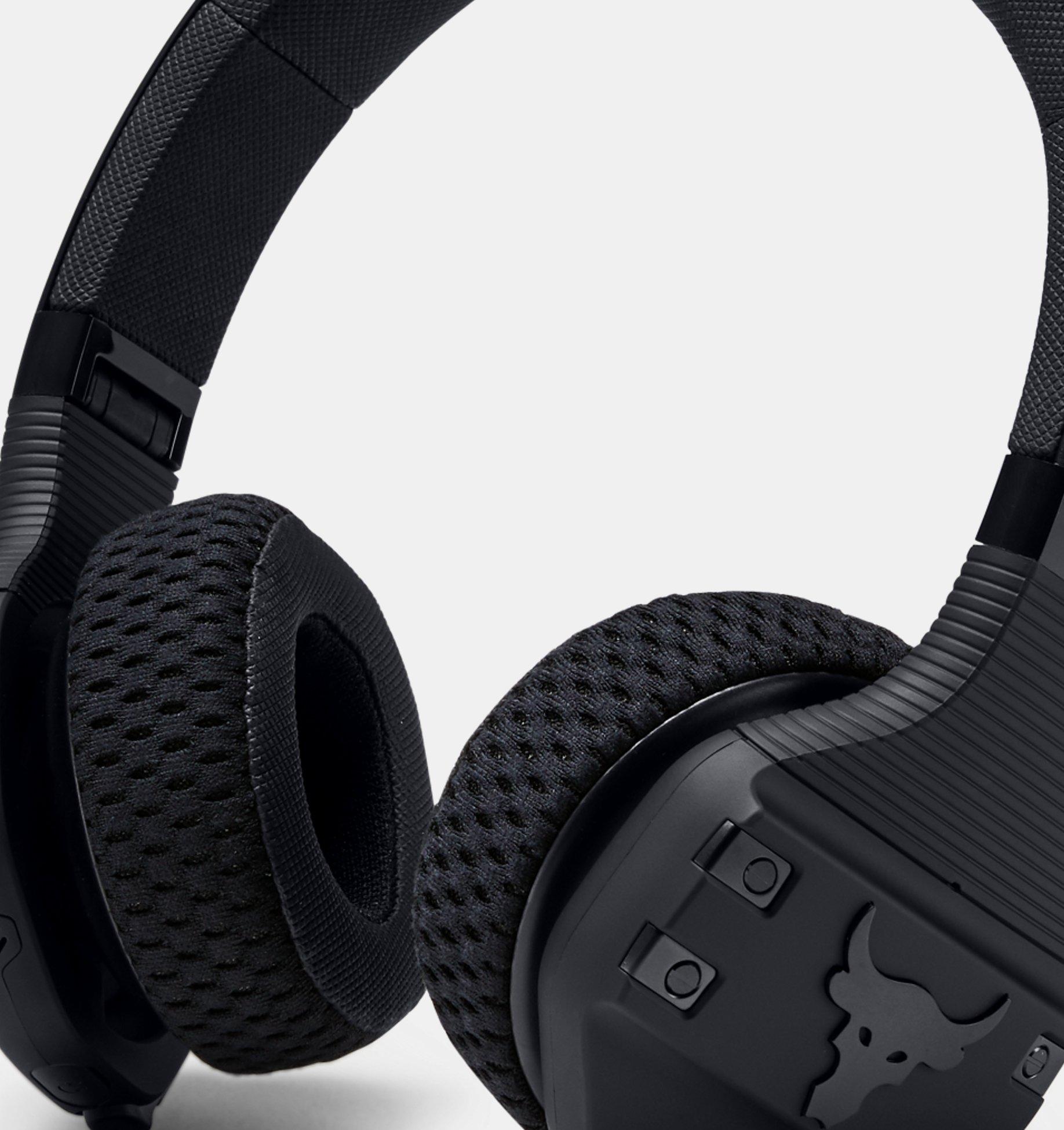 escribir una carta Ambigüedad punto final  UA Sport Wireless Train Headphones — Project Rock Edition | Under Armour