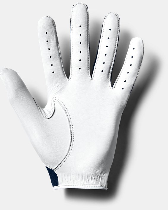 UA Iso-Chill Golf Glove, Navy, pdpMainDesktop image number 1