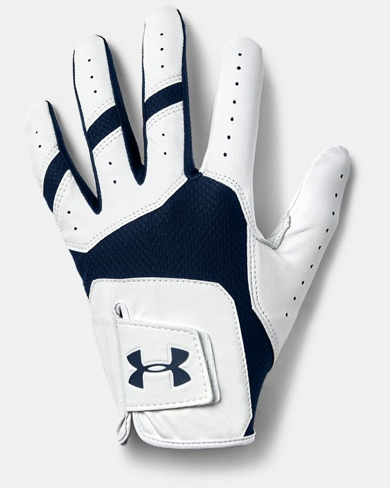 UA Iso-Chill Golf Glove, Navy, pdpMainDesktop image number 0