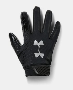 eacea1cbf88d8d Men's UA Spotlight - NFL Football Gloves 5 Colors Available $45