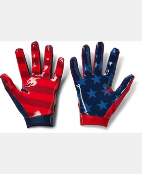 Football Gloves Under Armour Us
