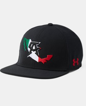 New Arrival Men's UA Canelo ArmourVent Cap  1 Color $29.99