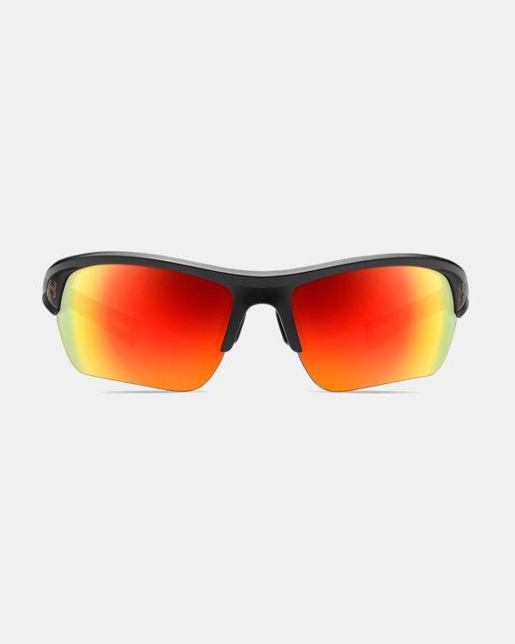 UA Octane Baseball Sunglasses, Black, pdpMainDesktop image number 0