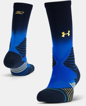 Men's UA x Stance SC30 Crew Socks  1  Color $20