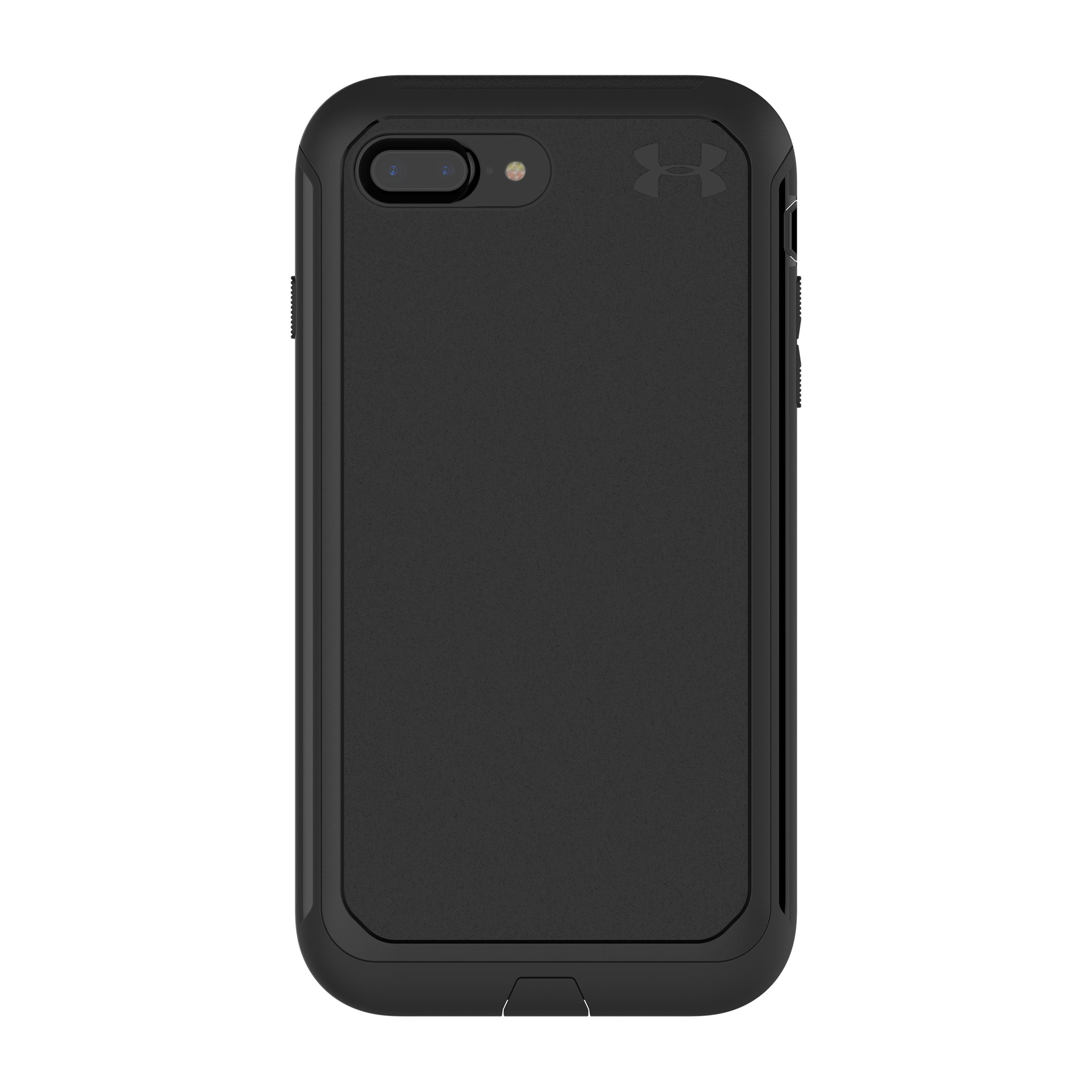 UA Protect Ultimate Case for iPhone 8 Plus/7 Plus/6 Plus/6s Plus, Black ,