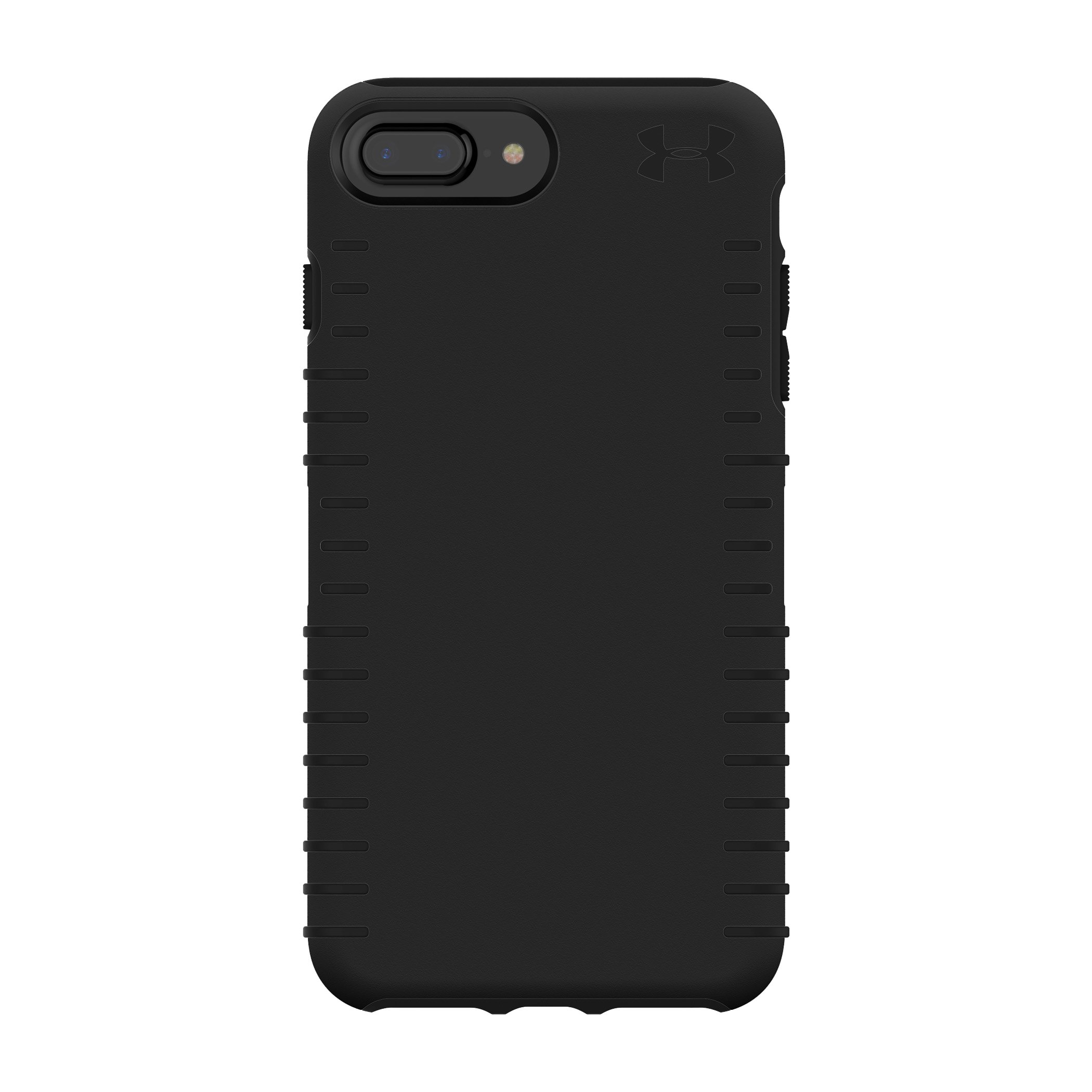 UA Protect Grip Case for iPhone 8 Plus/7 Plus/6 Plus/6s Plus, Black ,