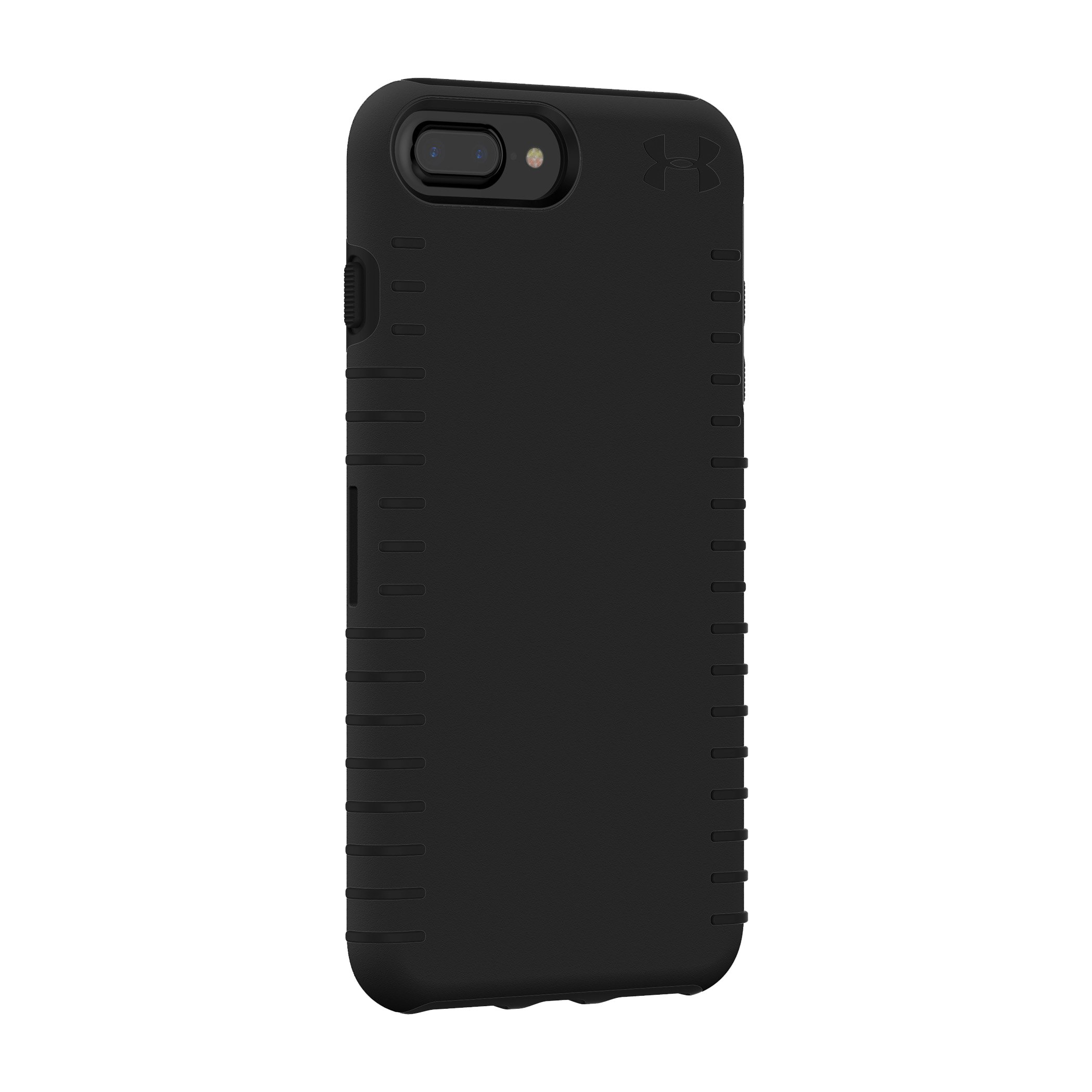 UA Protect Grip Case for iPhone 8 Plus/7 Plus/6 Plus/6s Plus, Black , undefined