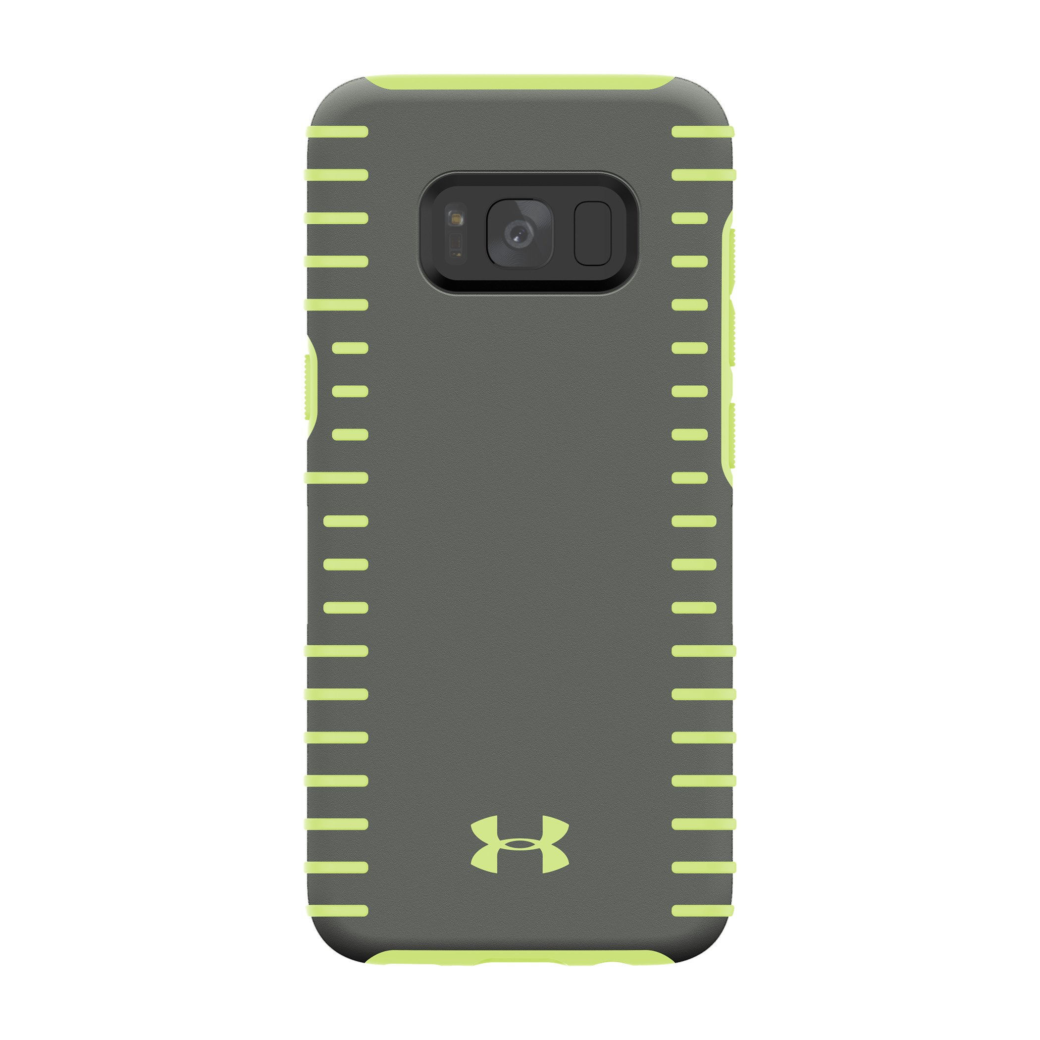 UA Protect Grip Case for Samsung Galaxy S8, Graphite, undefined
