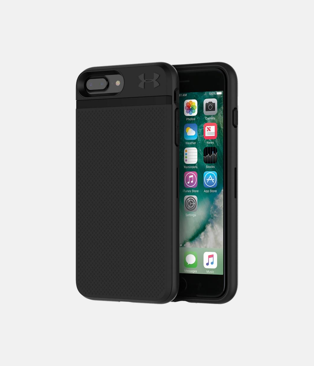Phone Cases Mounts Under Armour Us Sarung Hp Pounch Tactical Army Ua Protect Stash Case For Iphone 8 Plus 7 4499