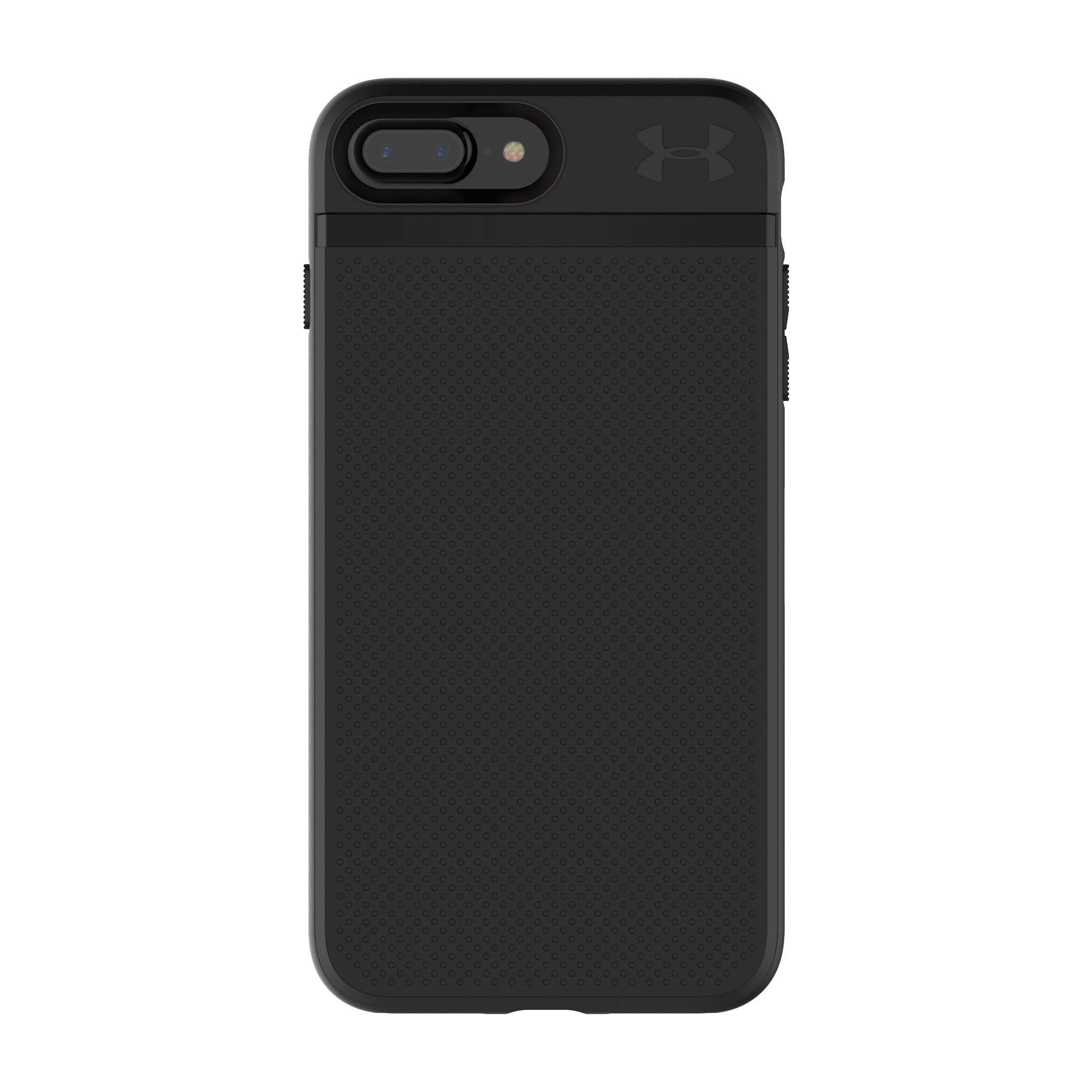 UA Protect Stash Case for iPhone 8 Plus/7 Plus, Black ,