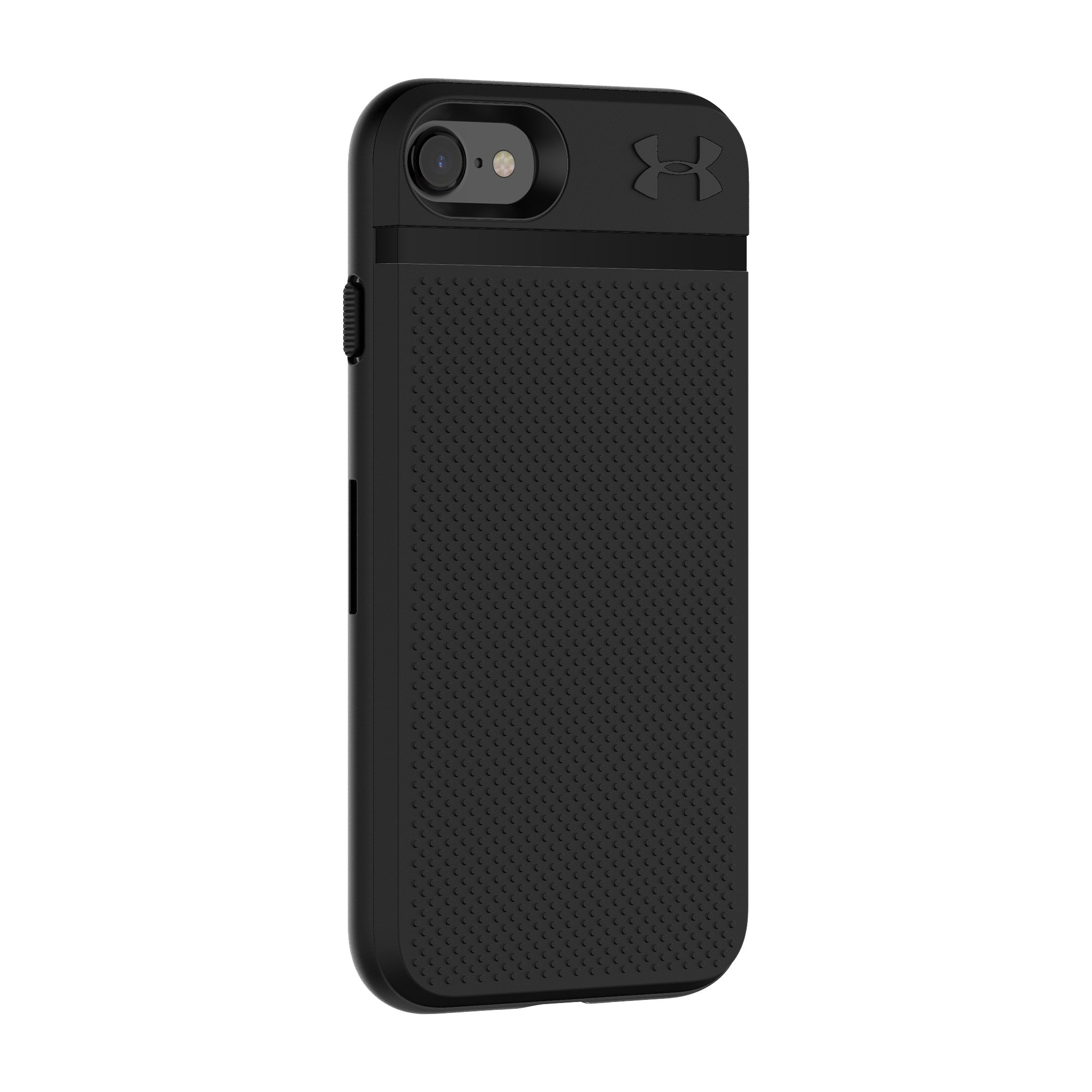 UA Protect Stash Case for iPhone 8/7, Black , undefined