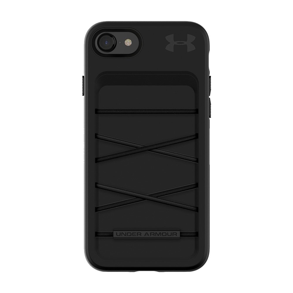 UA Protect Arsenal Case for iPhone 8/7, Black , undefined