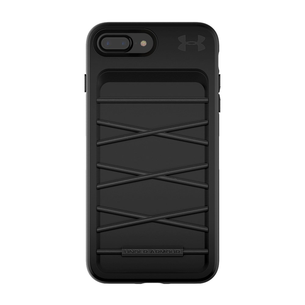 UA Protect Arsenal Case for iPhone 8 Plus/7 Plus, Black ,