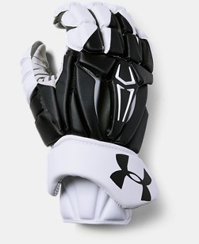 Men's UA Command Pro 2.0 Lacrosse Gloves  2  Colors Available $120