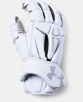 Men's UA Command Pro 2.0 Lacrosse Gloves  1  Color Available $120