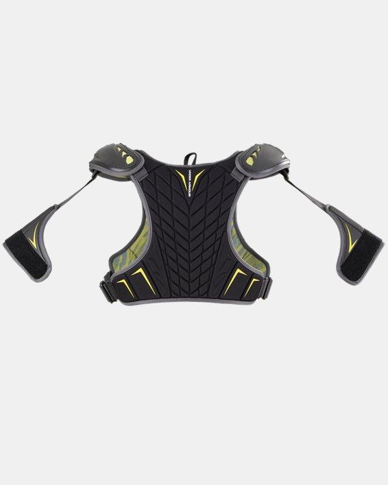Boys' UA NexGen 2.0 Shoulder Pads, Black, pdpMainDesktop image number 0