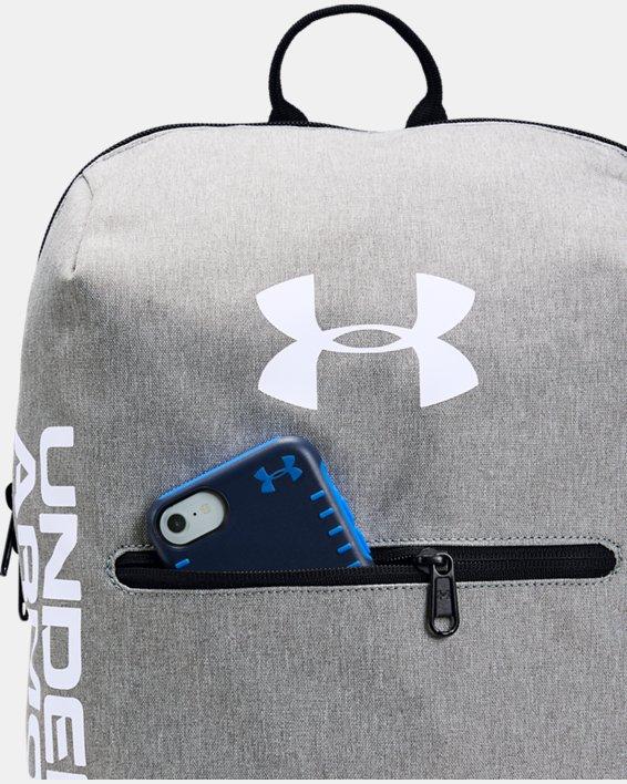 UA Patterson Backpack, Gray, pdpMainDesktop image number 2