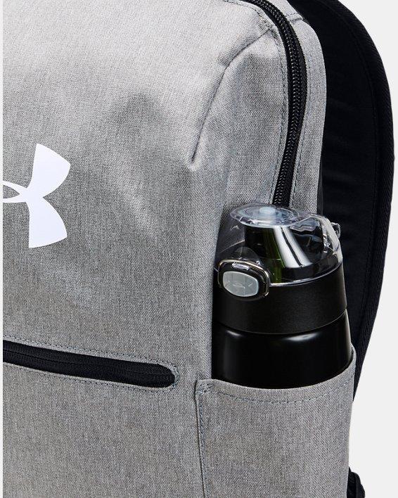 UA Patterson Backpack, Gray, pdpMainDesktop image number 4