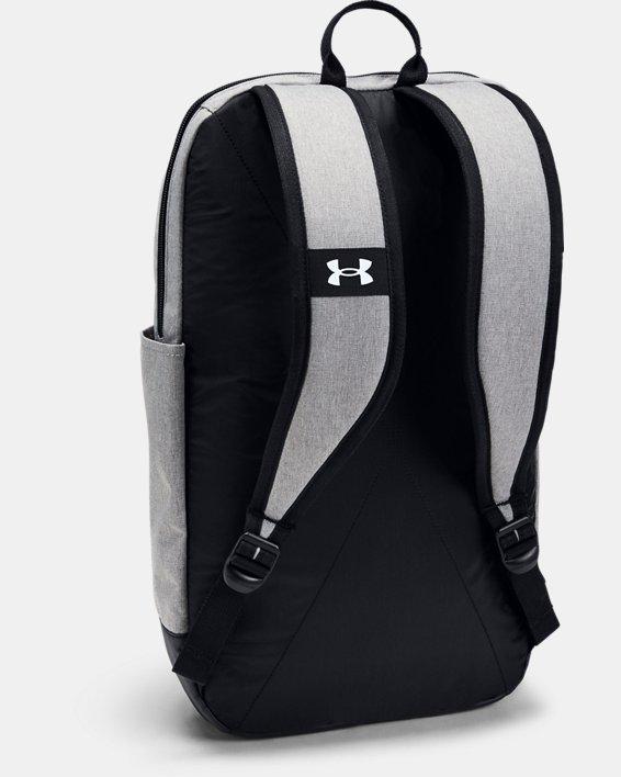 UA Patterson Backpack, Gray, pdpMainDesktop image number 1