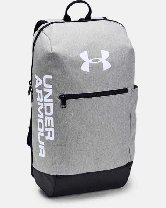 UA Patterson Backpack, Gray, pdpMainDesktop image number 0