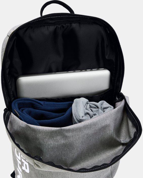 UA Patterson Backpack, Gray, pdpMainDesktop image number 3