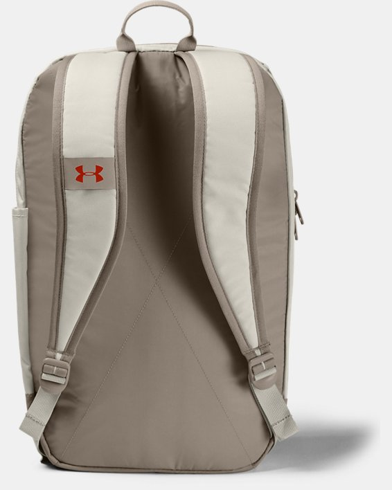 UA Patterson Backpack, White, pdpMainDesktop image number 1