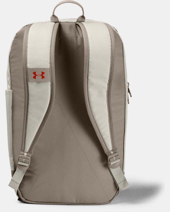 UA Patterson Backpack, White, pdpMainDesktop image number 1