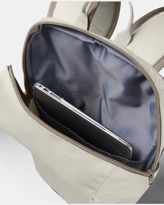 UA Patterson Backpack, White, pdpMainDesktop image number 3