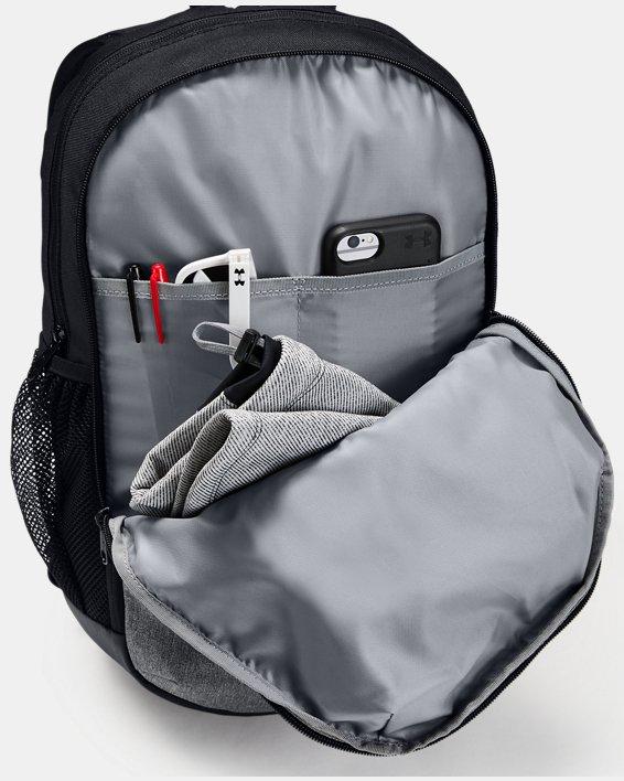 UA Roland Backpack, Gray, pdpMainDesktop image number 3